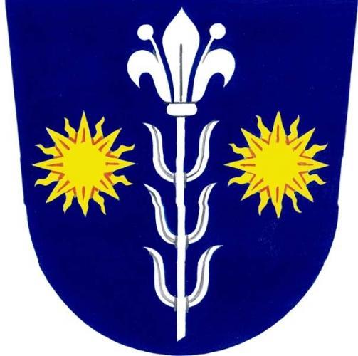 Obec Senetářov znak